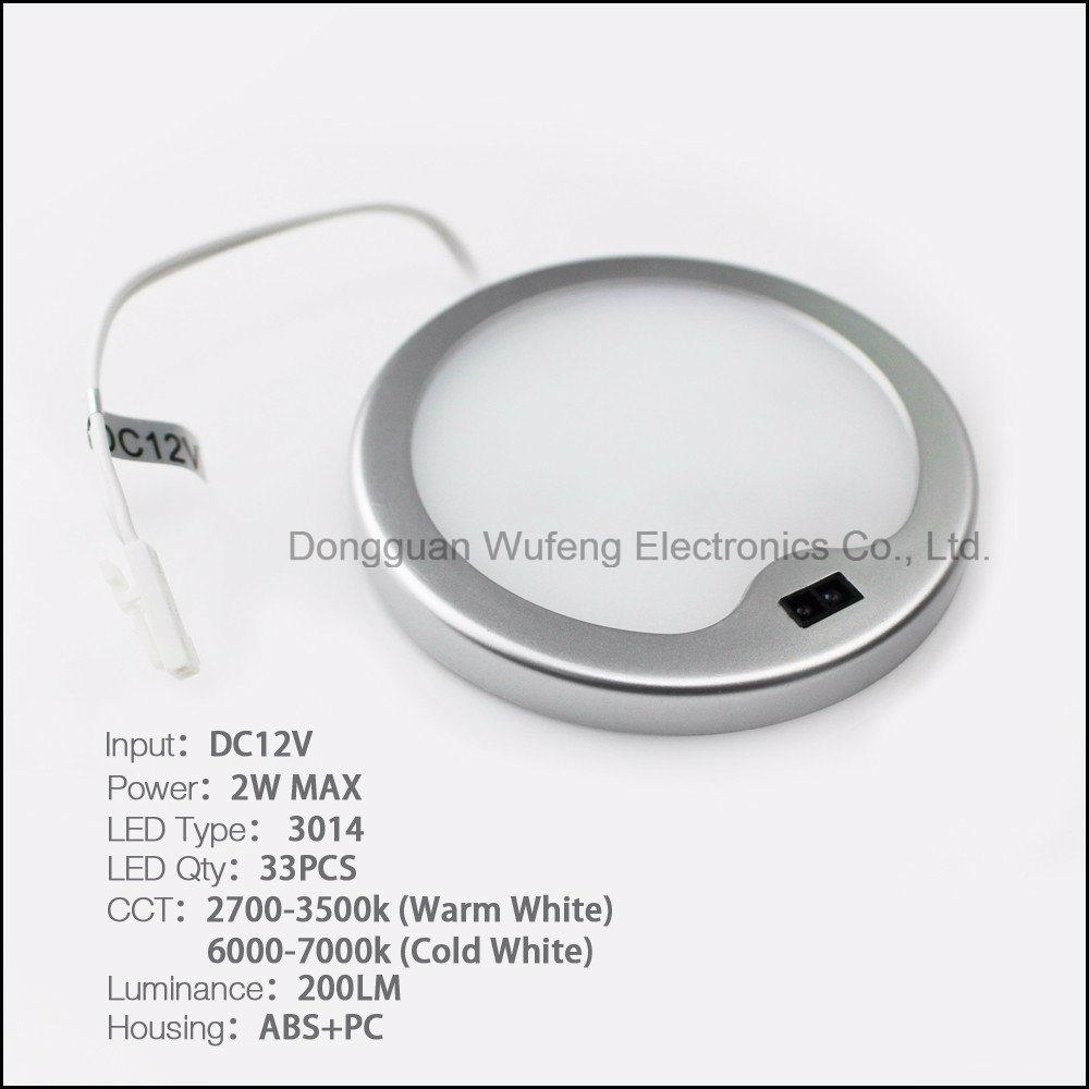 Infrared Sensor LED Kitchen Cabinet Lighting