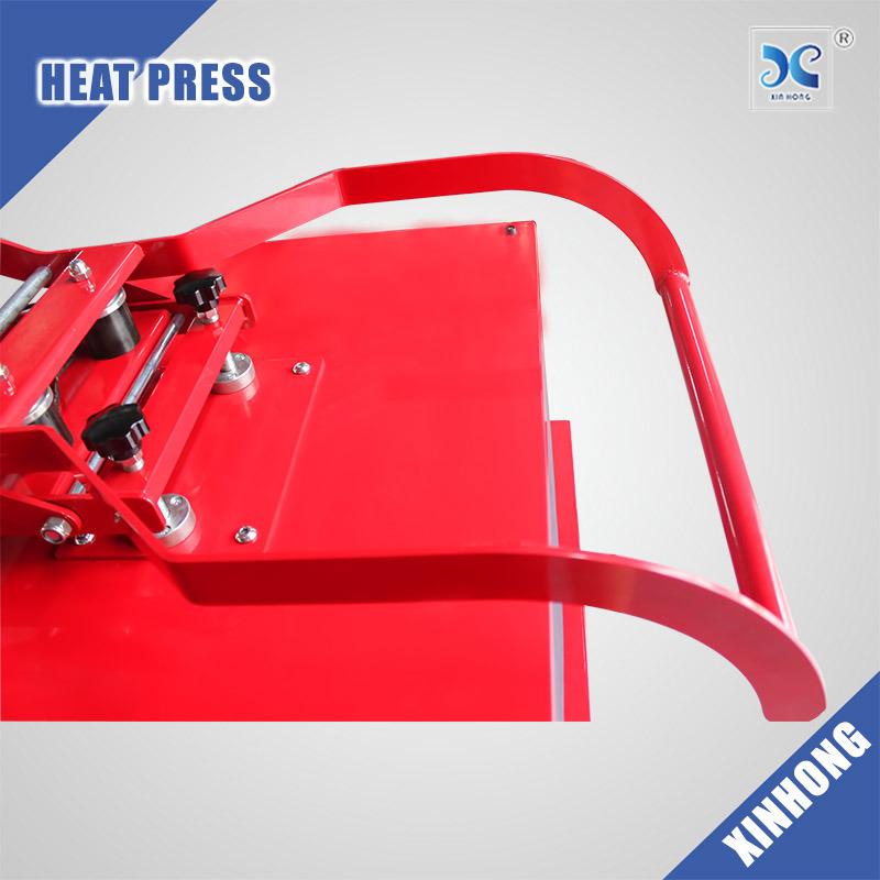 60*80cm Large Format Sublimation Heat Press Machine HP680