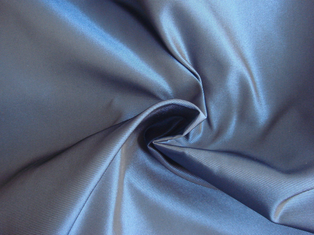 100% Polyester Shape Memory Fabric with PU Coated for Windbreaker Jackets