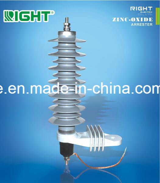 High Voltage Polymeric Housed Metal-Oxide Surge Arrester