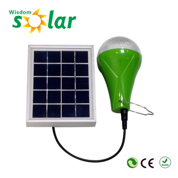 New Product 2016 Home Application 12PCS LED Solar Lamp with Bracket
