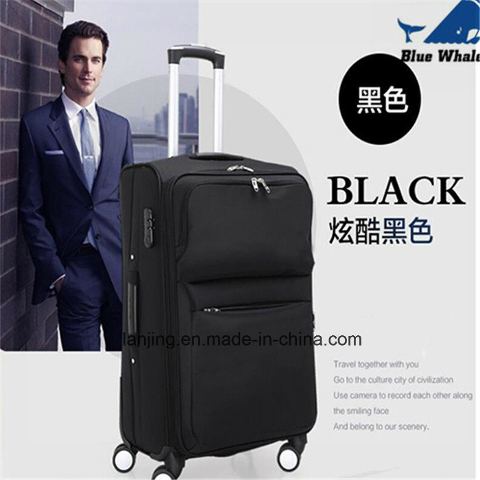 600d/1200d Polyester Soft Luggage Trolley Luggage/Luggage Bag
