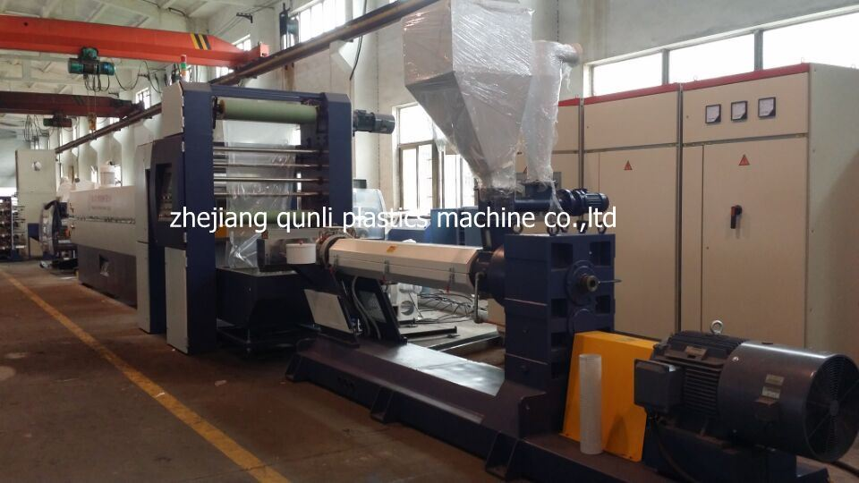 PP Woven Bag Sack Thread Making Machine Flat Yarn Extruder Machine