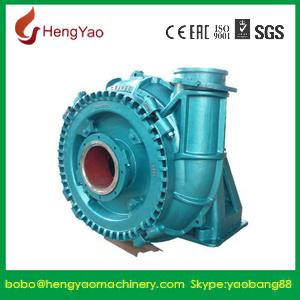 Metallurgy Heavy Duty High Chrome Alloy Pump