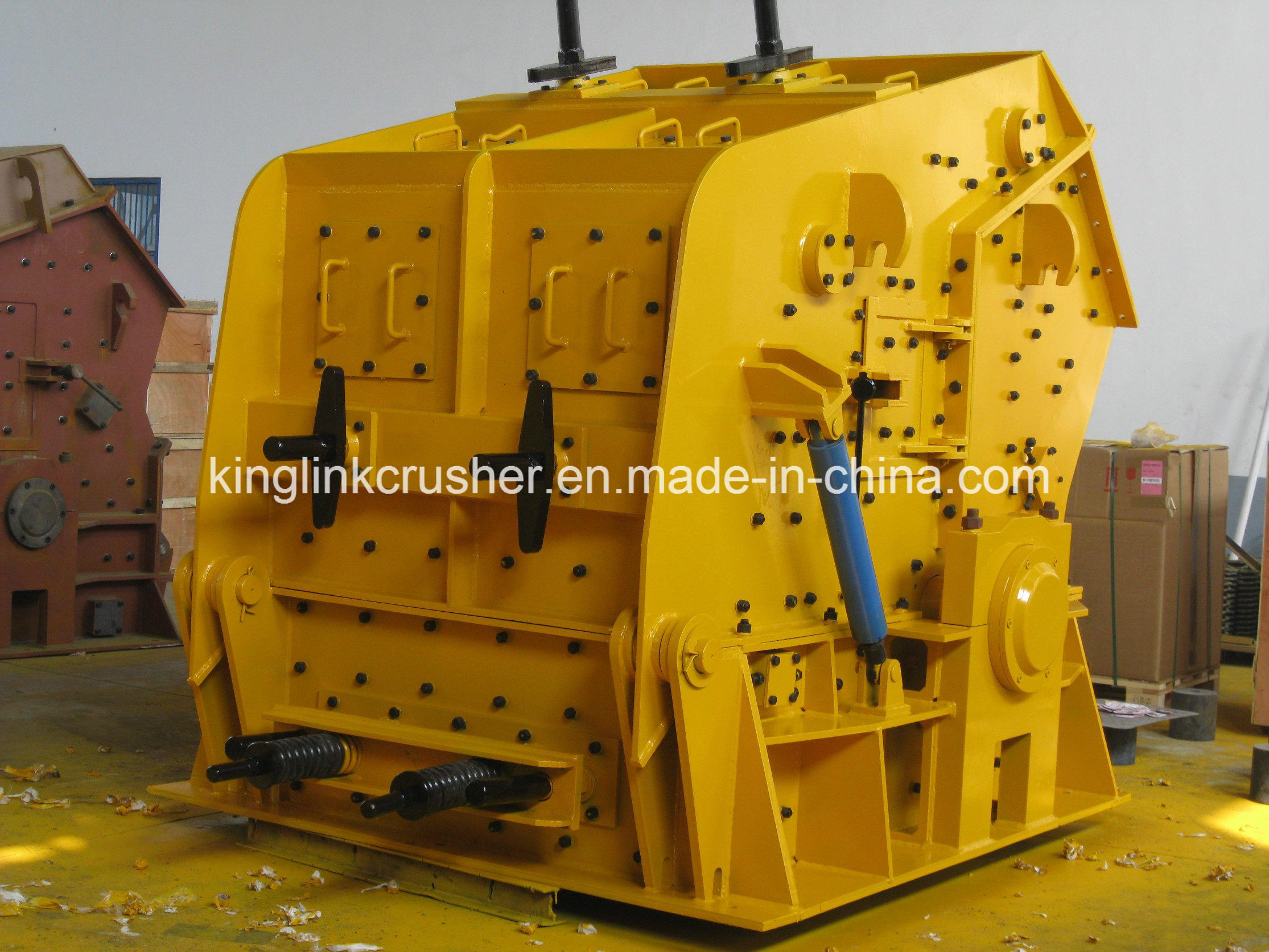 Impact Crusher for Limestone Crushing