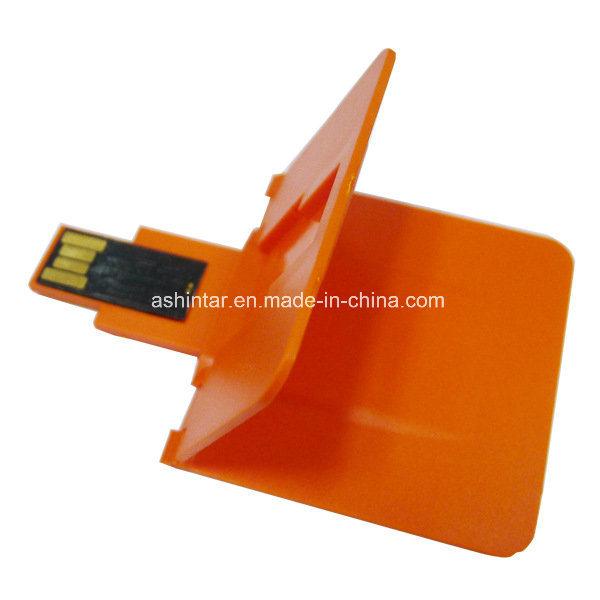 Plastic USB Flash Disk Mini Card USB Drive