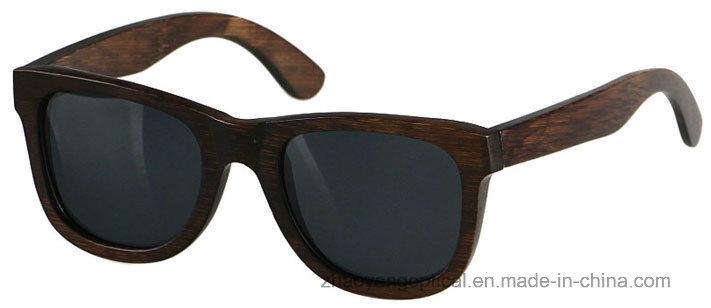 Eco-Friendly Laser Engraving Logo Handmade Bamboo Eyewear