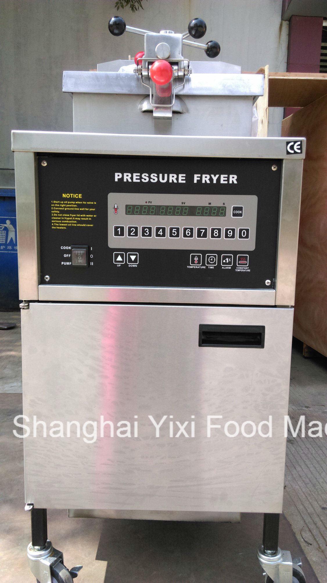 Kfc Chicken Frying Machine/Pressure Fryer/Broast Machine