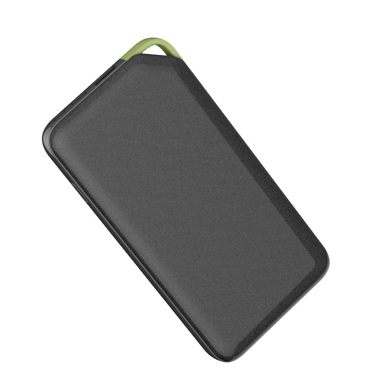 10000mAh Mobile Power Bank with Hook Travelling Mobile Phone Charger
