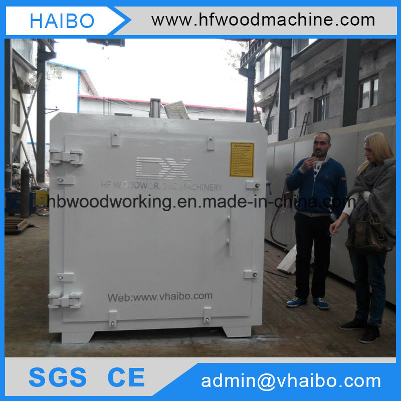 6cbm Wood Drying Machine