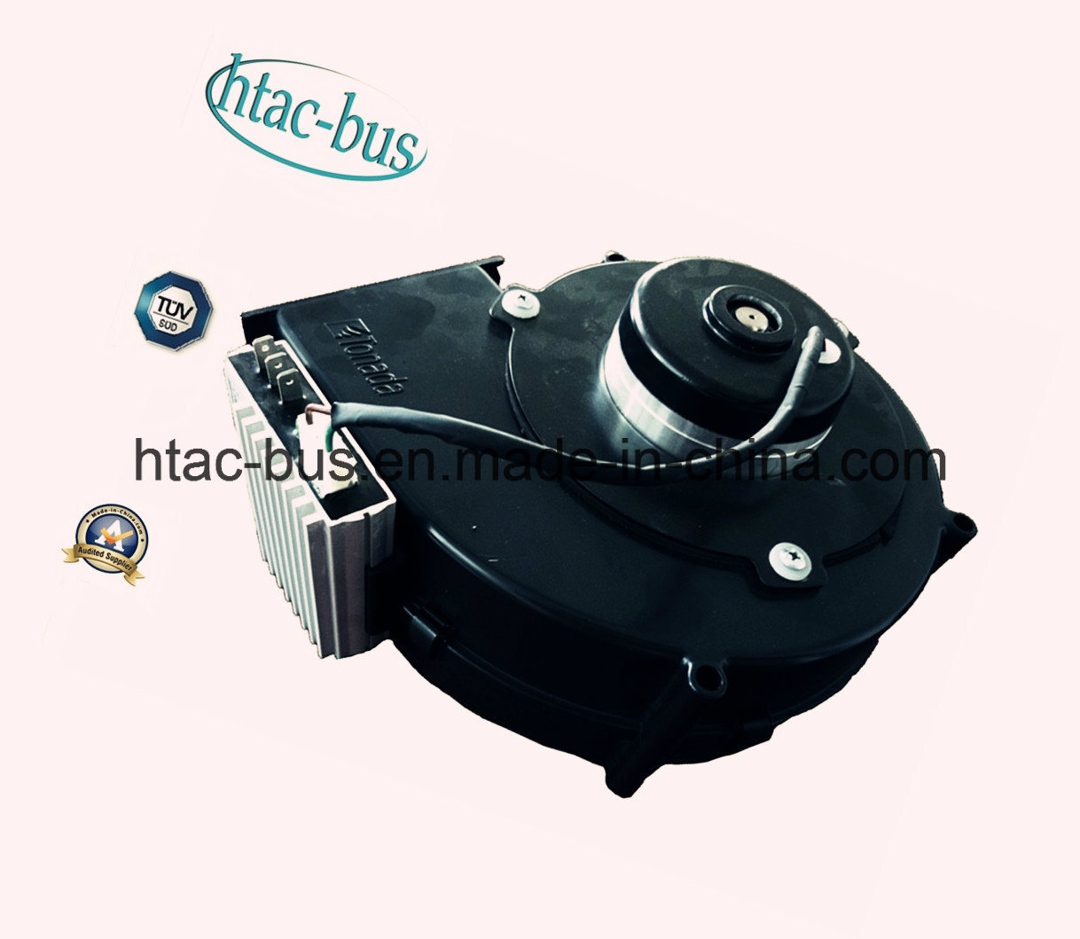 China Supplier Bus A/C Hispacold Brushless Blower 5300066, 24V