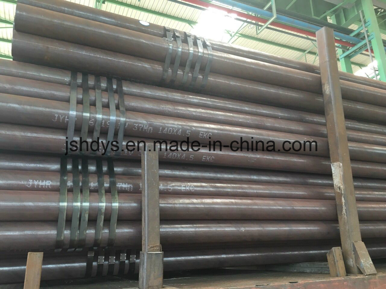 Seamless Steel Pipe for Gas Cylinder