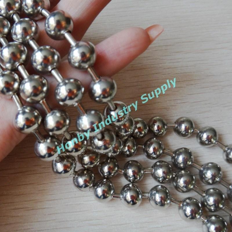 Decorative Bead Chain Restaurant Room Dividers