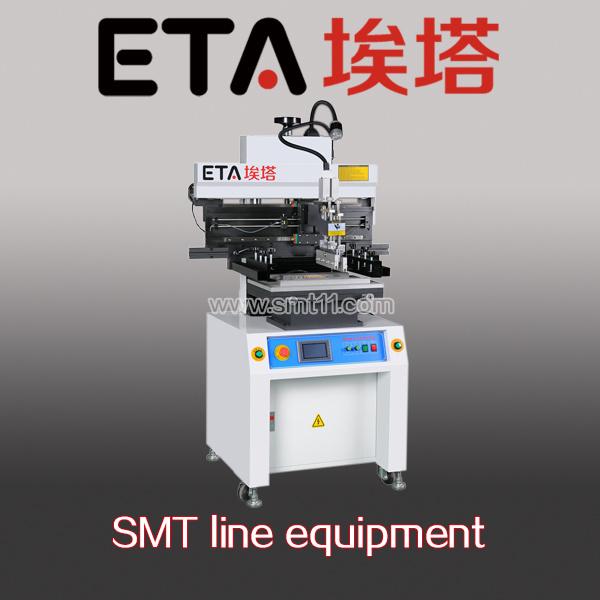 Semi Auto Stencil Printing Machine P6