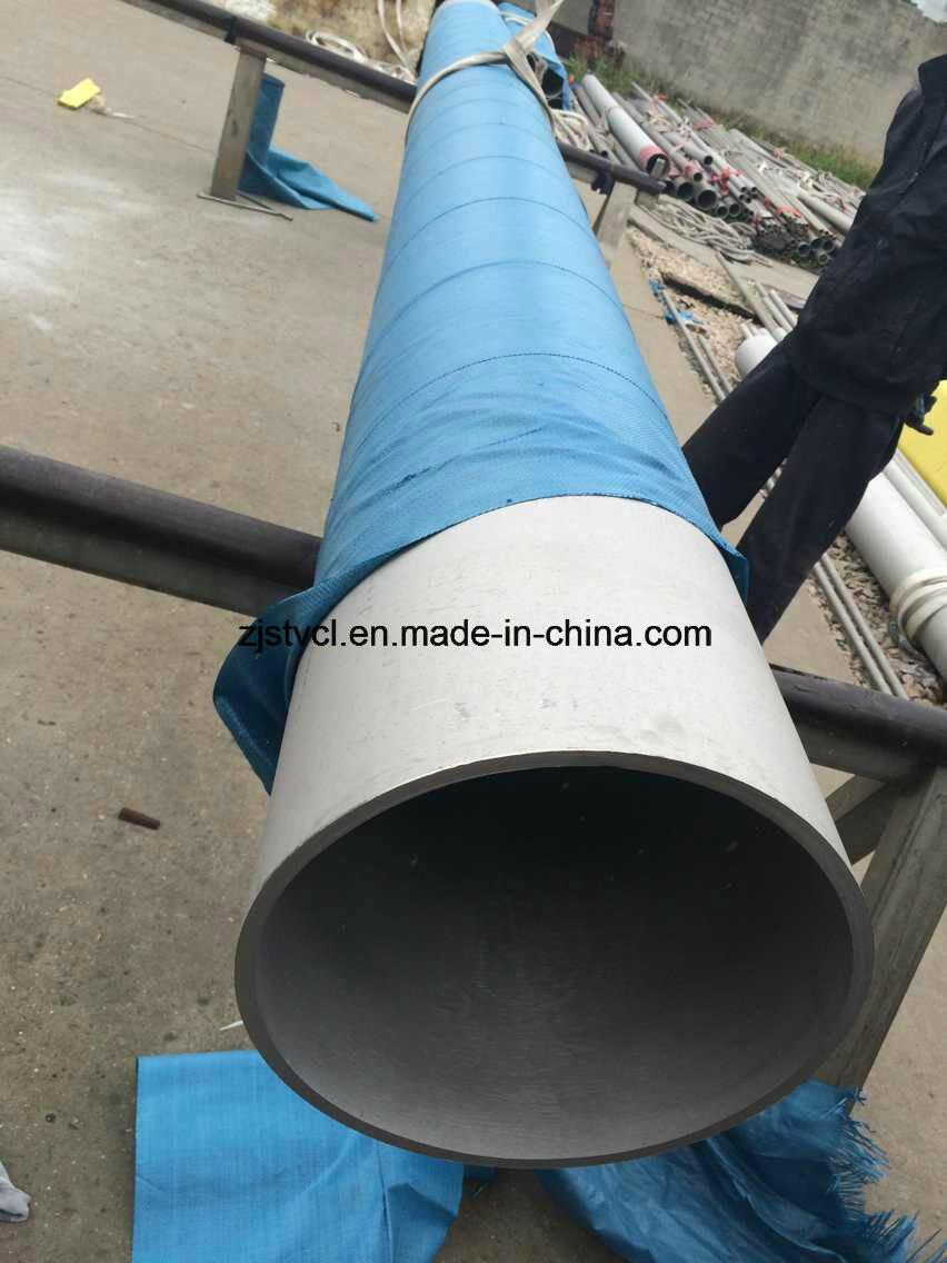 10′′ Sch10/40/80/160s A312 A213 Tp904L Seamless Pipe