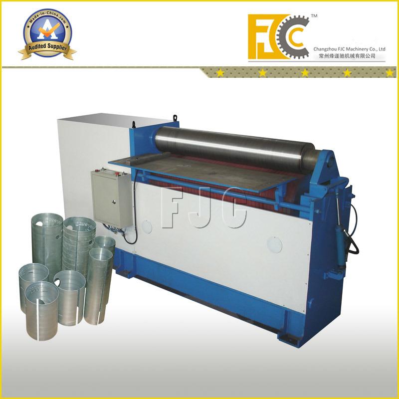 Solar Water Heater Steel Drum Roll Rouding Machine