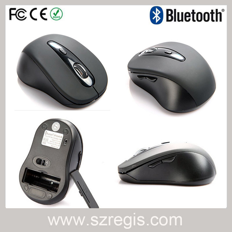 China Factory New Gift Wireless Handfree Bluetooth 3.0 Mouse