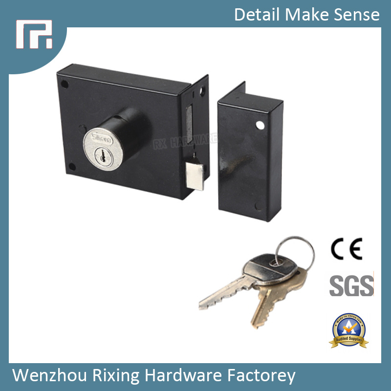 Mechanical Door Rim Lock (921)