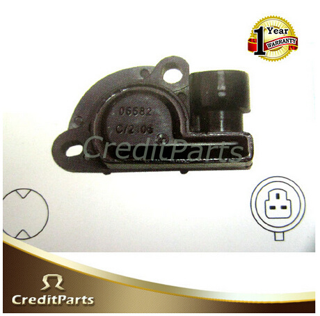 Good Throttle Position Sensor for Cadillac, Isuzu (17080671)