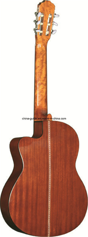39′′ Middle Cutaway Classic Guitar