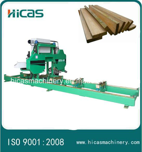 Hc600 Horizontal Band Saw for Wood Band Saw Machine