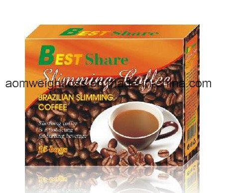OEM/ODM Best Share Herbal Slimming Coffee