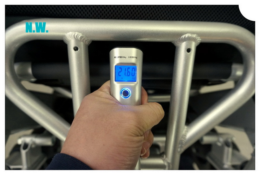 Tiny 4 Portable Electric Wheelchair for Travel