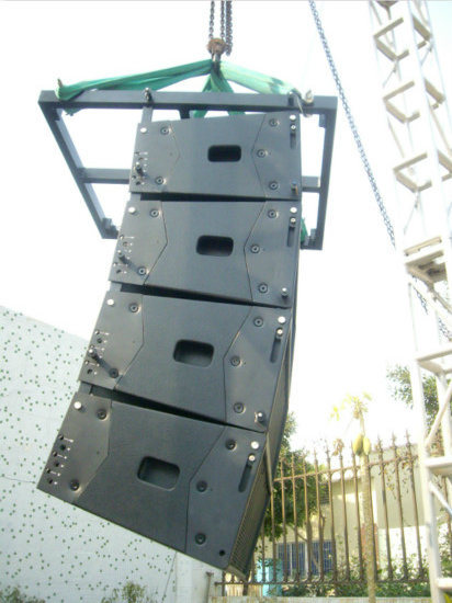 Hot Sale Professional Line Array Speaker PRO Audio (CA008)