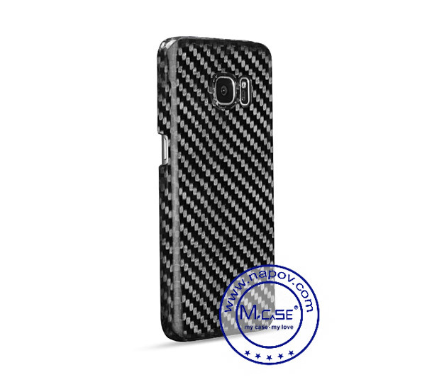 High Luxury 100% Real Carbon Fiber Phone Case for Samsung Galaxy S7
