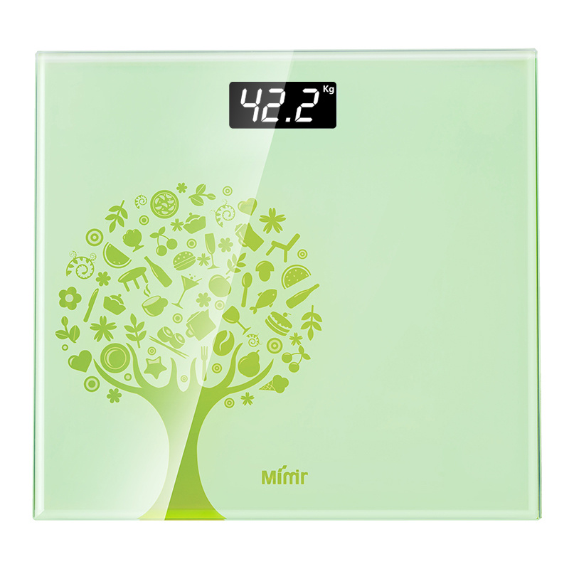 Mimir Digital Body Weighing Portable Bathroom Scale