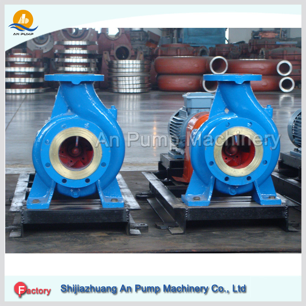 Corrosion Resistant Single Stage Acid Chemical Pump