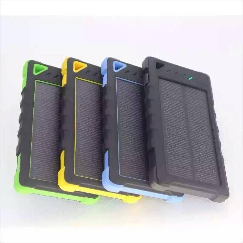 10000mAh Waterproof Solar Power Bank for Mobile Phones (SC-1788)