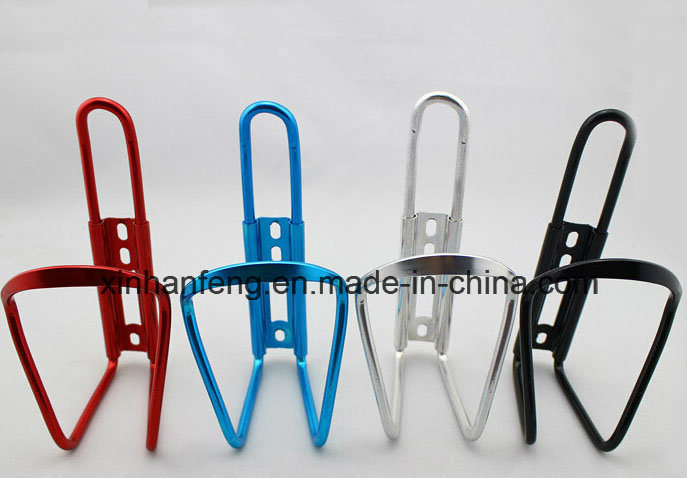 Aluminum Alloy Bicycle Bottle Cage (HBC-003)