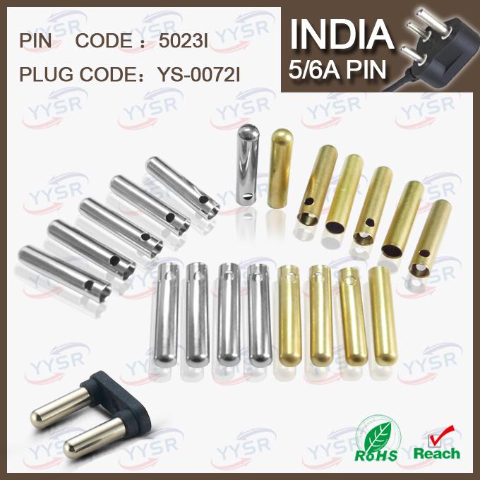 Yysr Brand Hot Sale India Hollow Plug Pin
