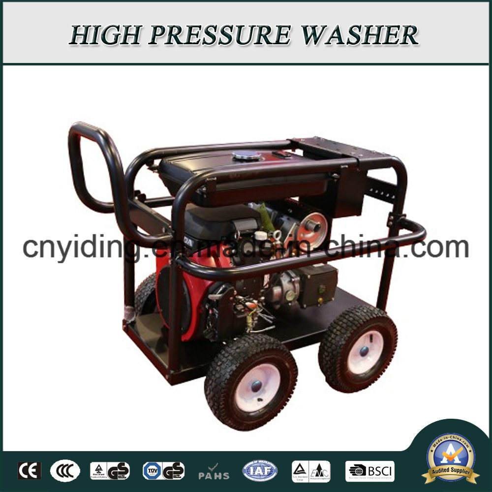 350bar Gearbox Pump Industrial Heavy Duty High Pressure Washer (HPW-QK3521)