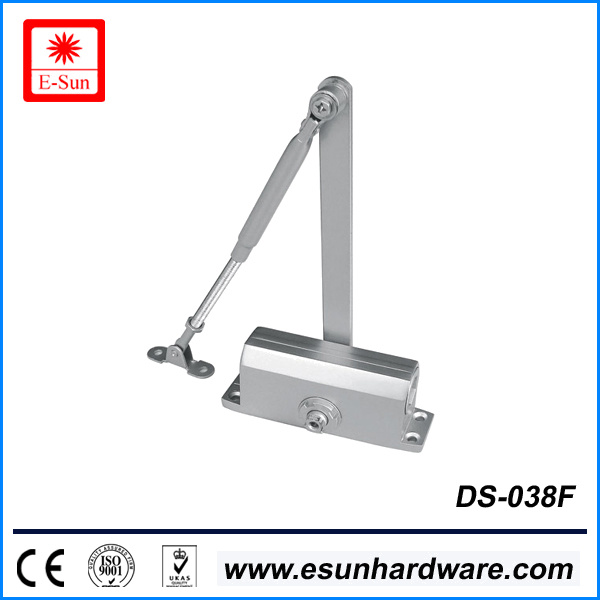 Safety Popular Designs Aluminium Alloy Door Closer (DS-038F)