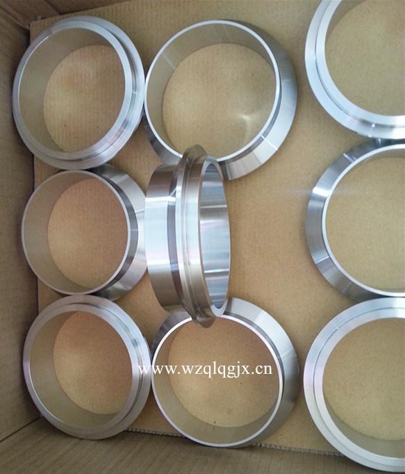 3A Stainless Steel Sanitary Male I-Line Long Weld Ferrule 14wli