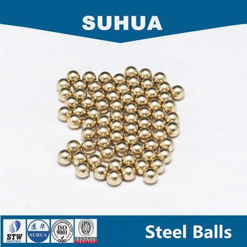 Manufactory G10-1000 0.8-200mm Brass/ Copper Ball