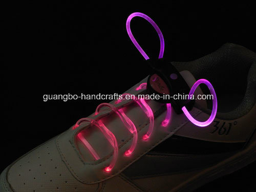 LED Flashing Shoelace Tipping Film Belt