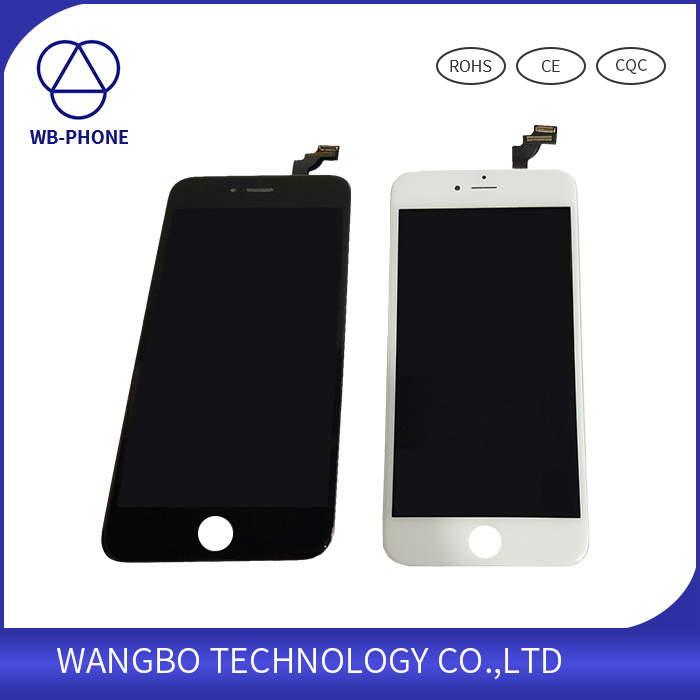 Hot Sale Digitizer Mobile Phone LCD for iPhone 6plus