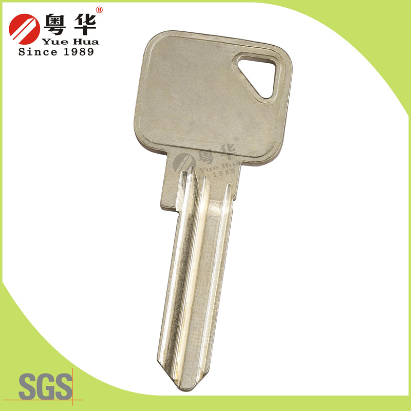 Hot Sale Coustomized Brass Door Key Blank for Locks
