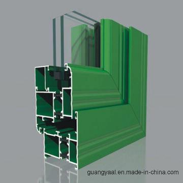 Top Sell Extrusion Powder Spraying Aluminium Sliding Window Profiles