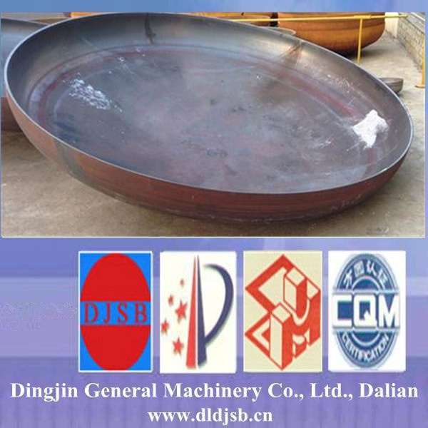 Drum Bottom Torispherical Head (Q235B) /Dish Head/End Cap/Elliptical Head/Pipe Fitting
