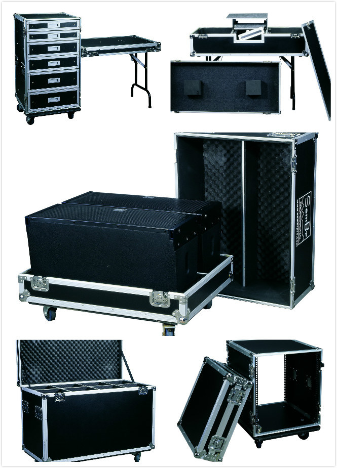 DJ Rack, Flightcase