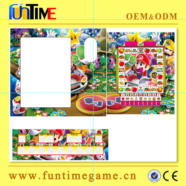 First Mario Game Machine