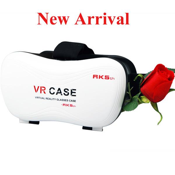 Vr Box Virtual Reality Headset Vr Case Google Cardboard