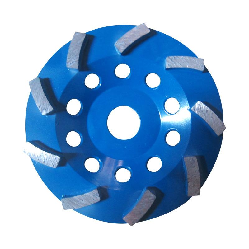 Abrasive Diamond Concrete Cup Grinding Wheel