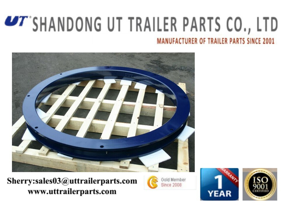 Slewing Ring Semi Trailer Parts Bearing Turntable