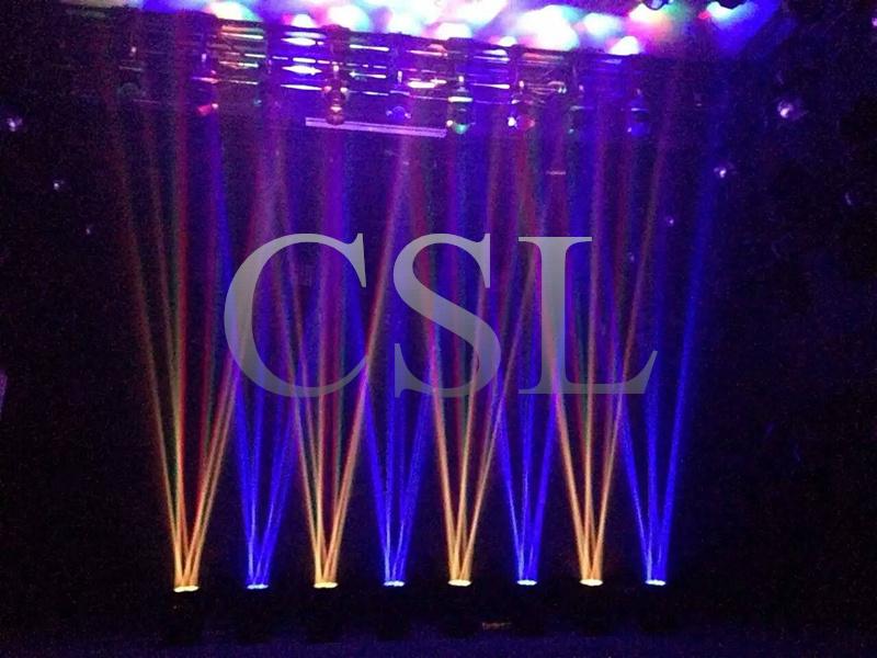 Diamond Osram LEDs Bee Beam Moving Head Disco Light