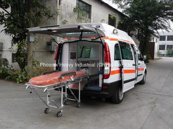 Mercedes-Benz Intensive Care Ambulance Low Price